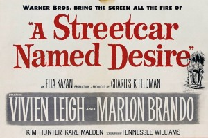 A Streetcar Named Desire Film poster
