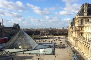 LVC offers a study abroad program in Montpellier, France