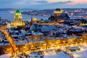 Lebanon Valley College students can study abroad in Quebec City