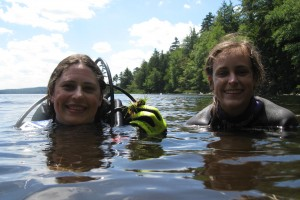 Students conduct research in the Adirondacks
