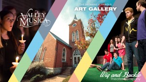 LVC offers multiple opportunities to get involved with the arts