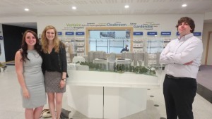 Study Abroad students visited the European Union