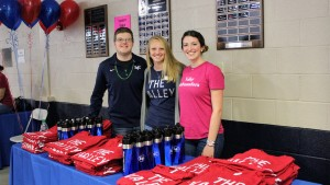 LVC students welcome new students at our signature spring event LVC Live