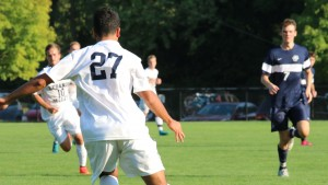 Men's soccer is one of the 25 intercollegiate sports offered at LVC