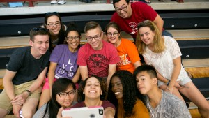 ALANA and multiracial students celebrate a new academic year