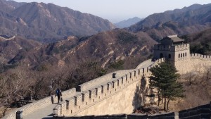 One of the most popular attractions in China is the Great Wall of China