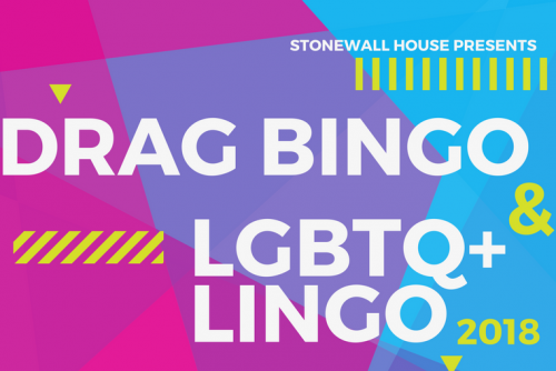 Drag Bingo Flyer