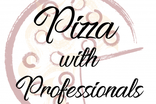 Pizza with Professionals Logo