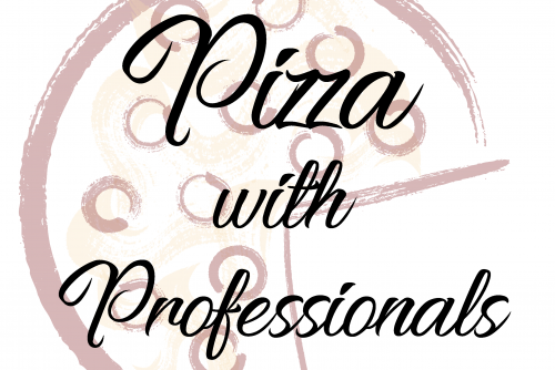 Pizza with Professionals graphic