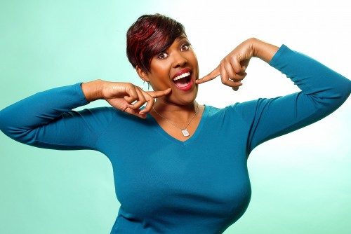 Comedian Mia Jackson will visit LVC as part of the Friday night series.