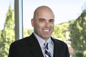 Matthew W. Randall appointed as the associate dean of the Breen Center for Graduate Success at Lebanon Valley College