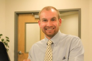 Digital Communications Major, Paul Markovits - headshot