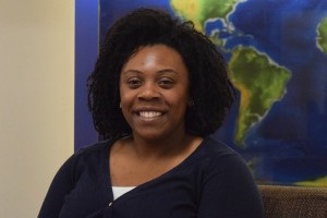 Renata Williams, Director of Intercultural Affairs and Inclusive Programming