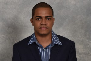 Victor A. Fuentes Ortiz is now studying business at LVC after leaving the University of Puerto Rico