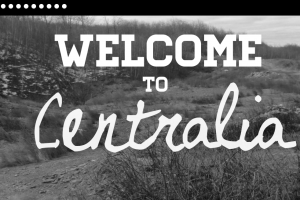 LVC Digital Communications majors created an interactive website to tell the story of Centralia