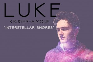 Luke Kruger Aimone's cover for his VALE single