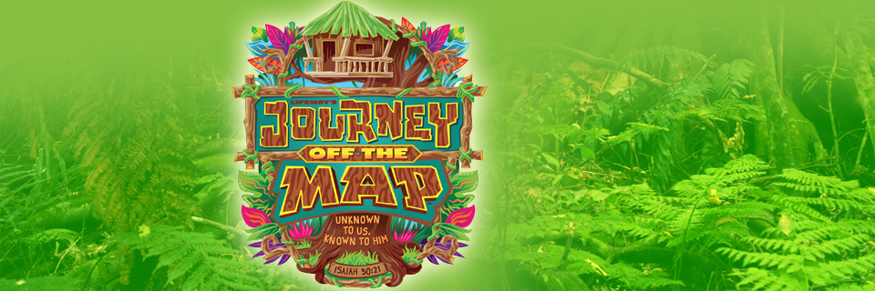 """2015 VBS prepares kids for a """"Journey Off the Map"""""""