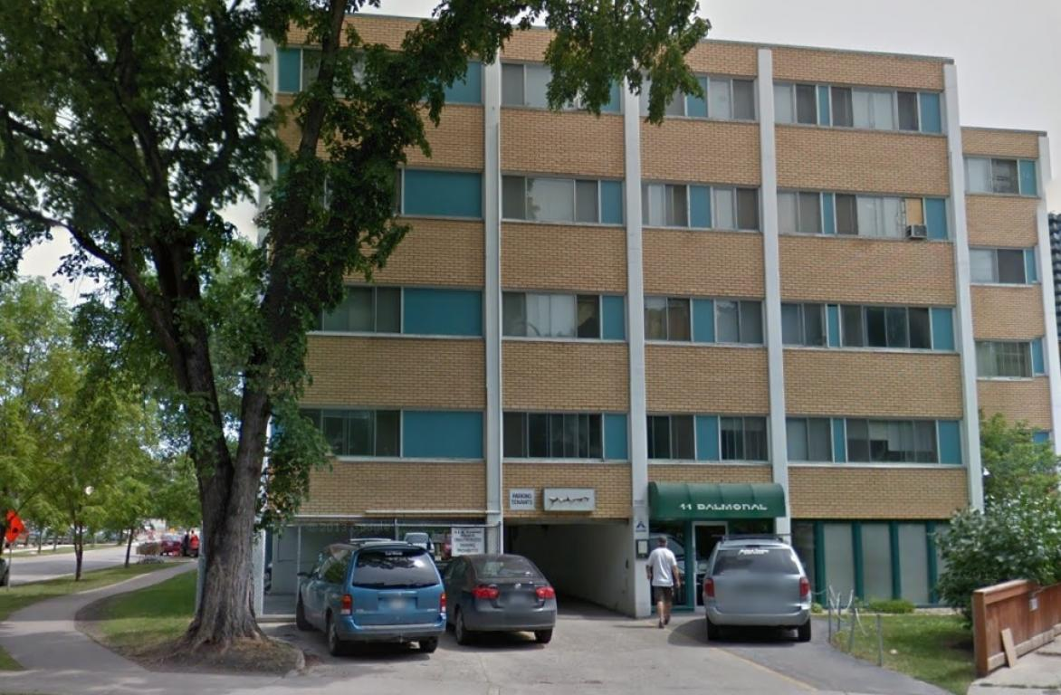 winnipeg central one bedroom apartment for rent ad id