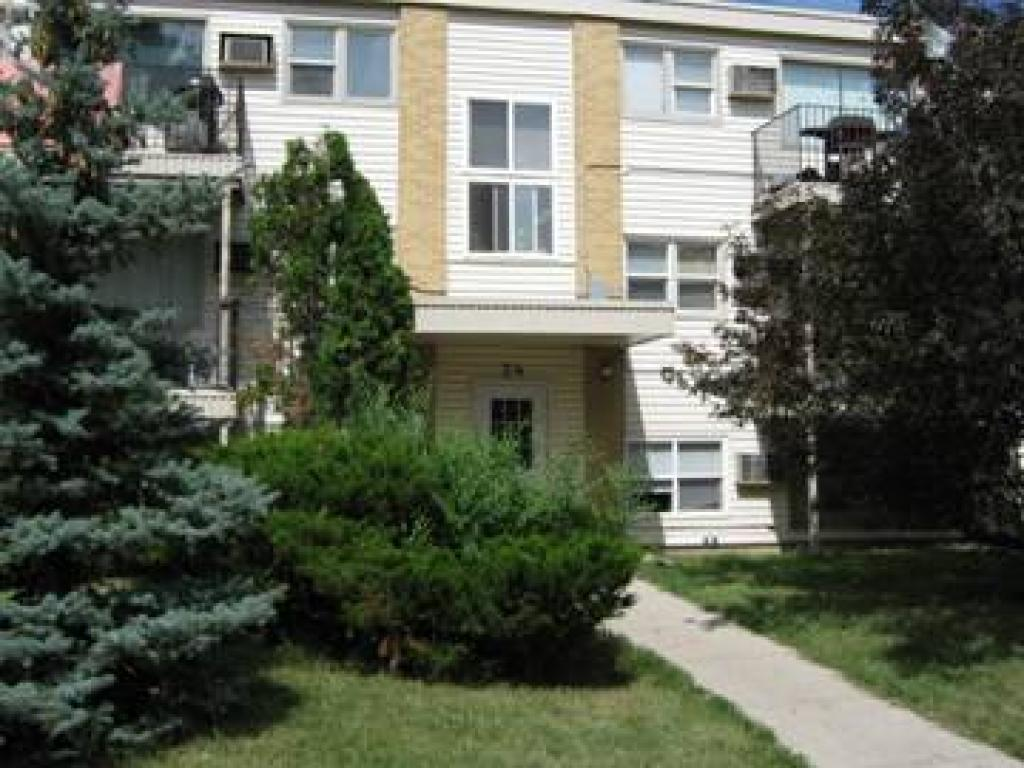 Regina Centre 1 chambre à coucher Appartement À louer