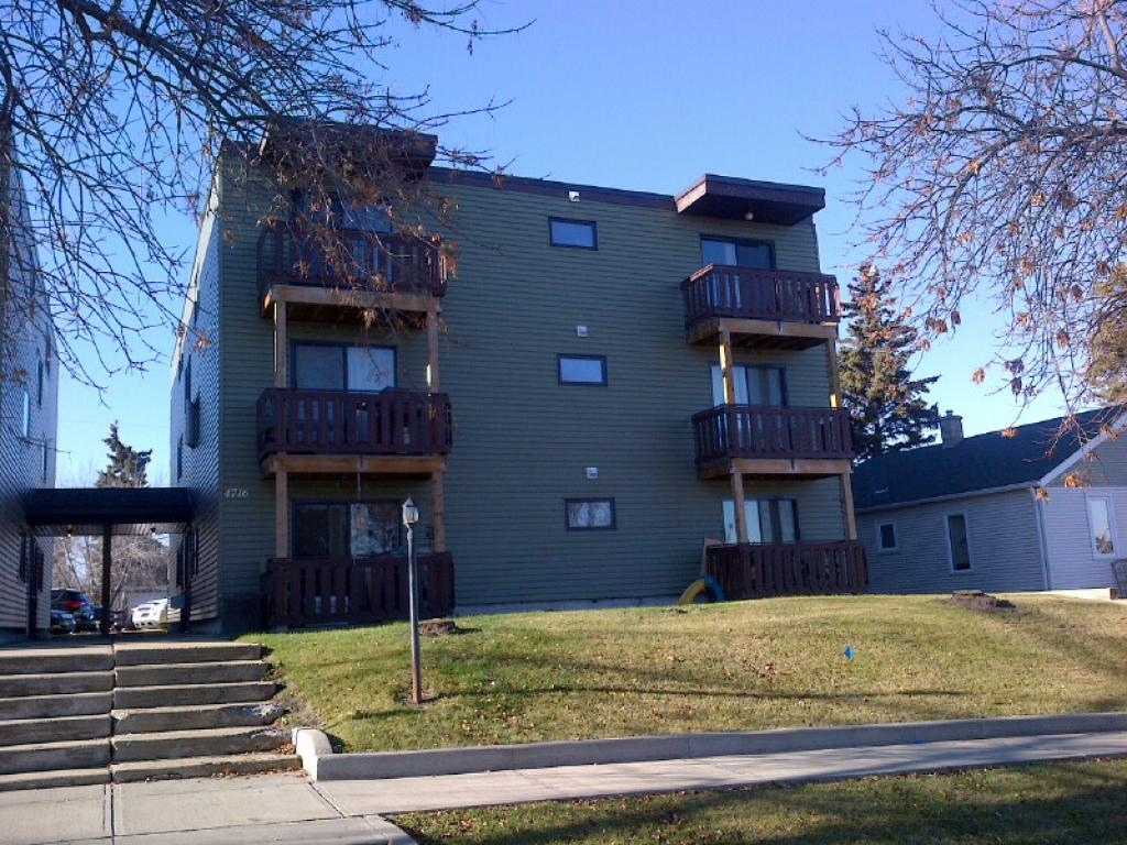 Camrose 2 bedroom Apartment For Rent