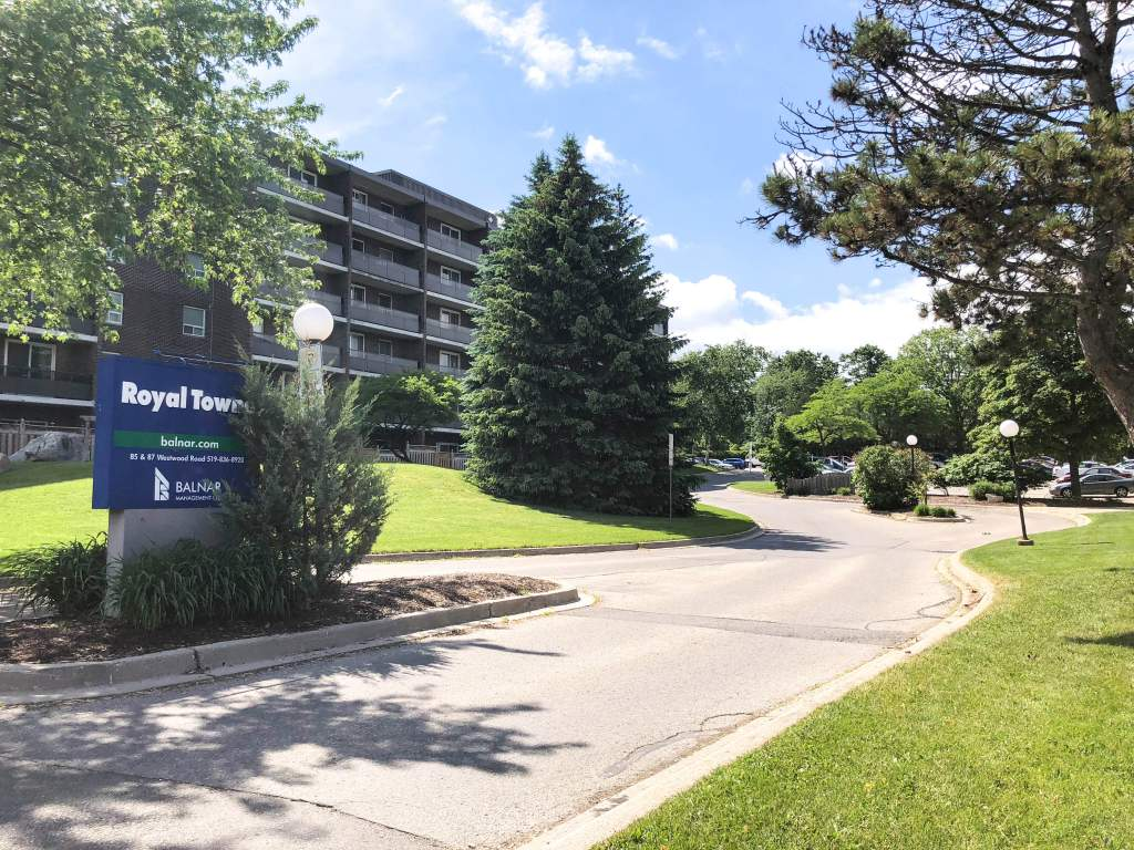 Guelph 2 bedroom Apartment