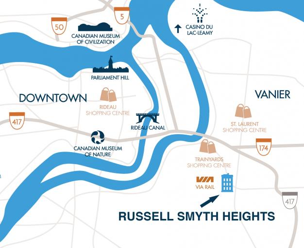 Russell Smyth Heights Berkley Property Management