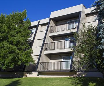 Calgary North East 2 bedroom Apartment For Rent