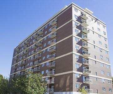 Calgary Du centre Appartement À louer