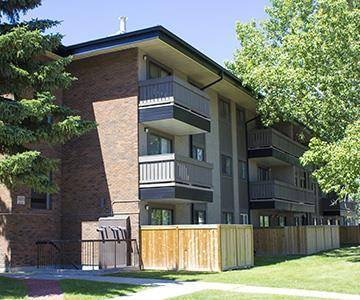 Calgary North West 1 bedroom Apartment For Rent