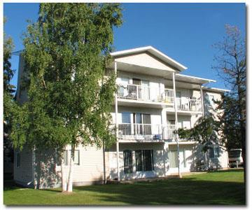 Grande Prairie 2 bedroom Townhouse For Rent