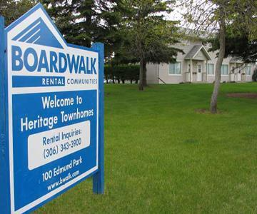 Saskatoon 2 bedroom Townhouse For Rent