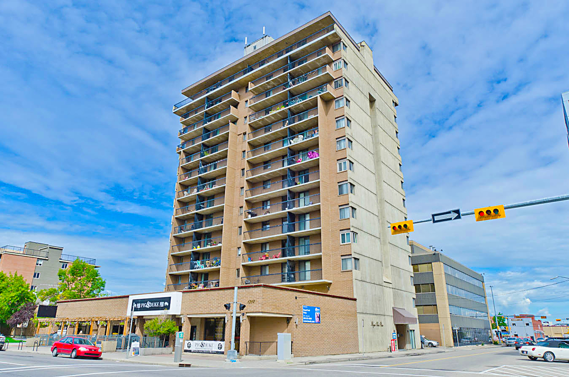Calgary Downtown 1 bedroom Apartment For Rent