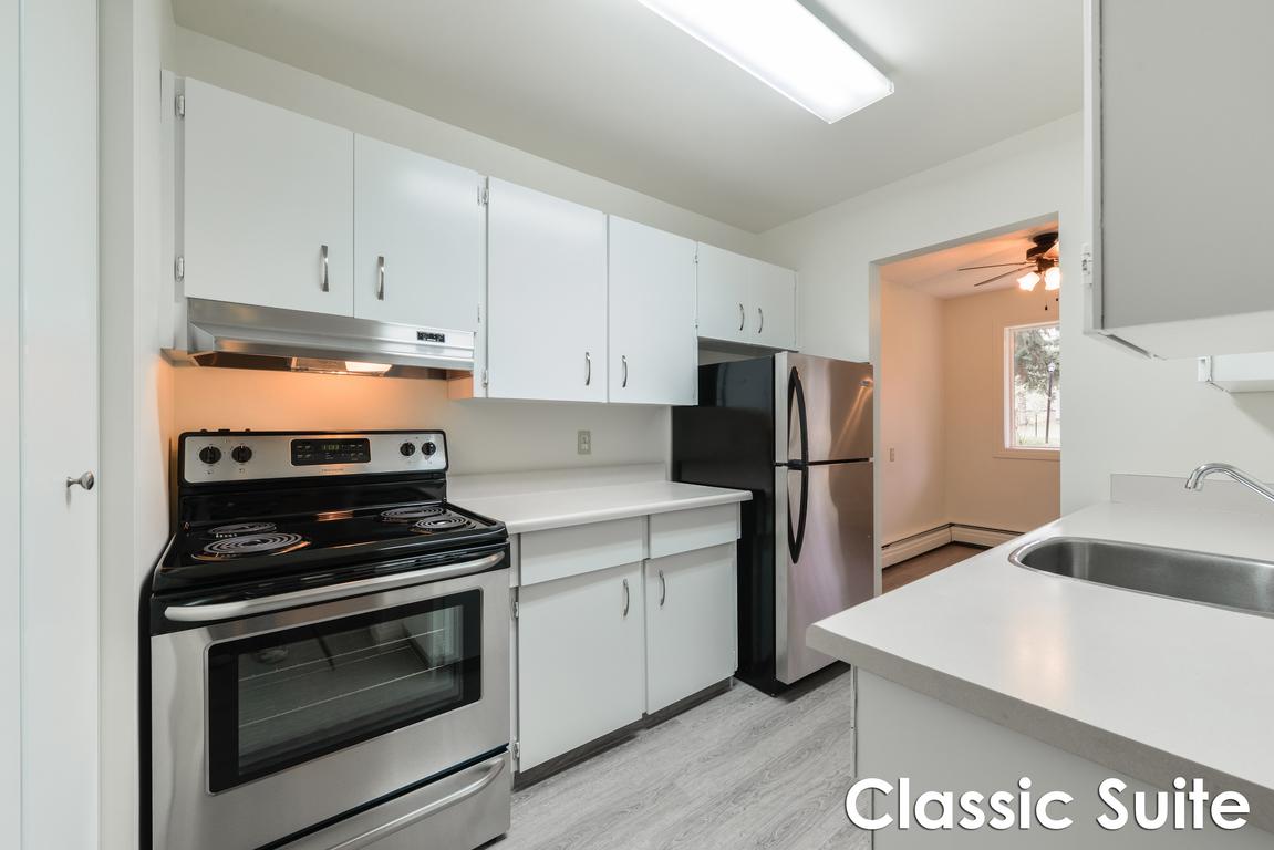 Edmonton Du nord-est 3 chambre à coucher Appartement À louer