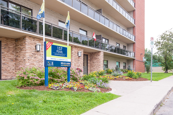 Hamilton West 1 bedroom Apartment For Rent