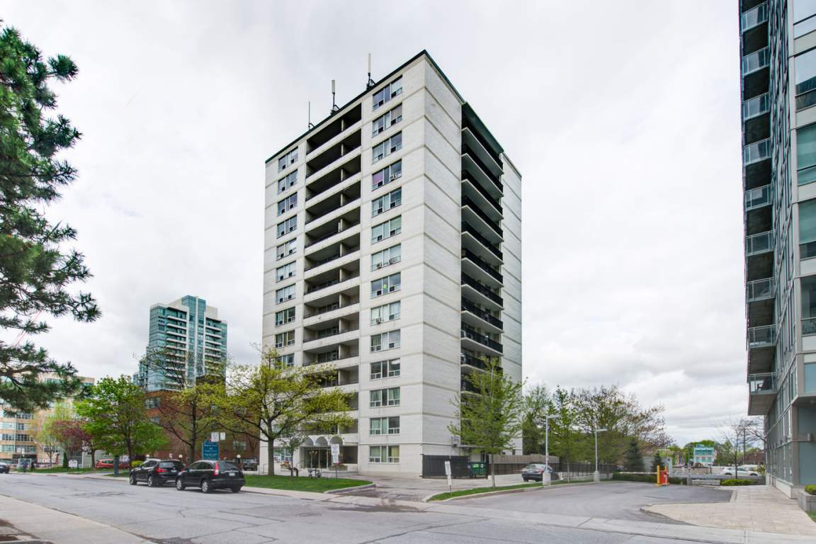 Toronto West 1 bedroom Apartment For Rent