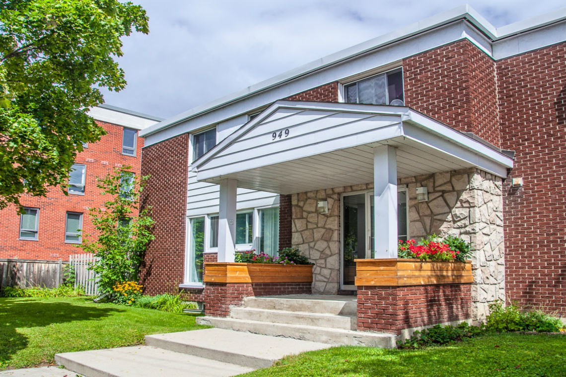 Ottawa East 3 bedroom Apartment For Rent