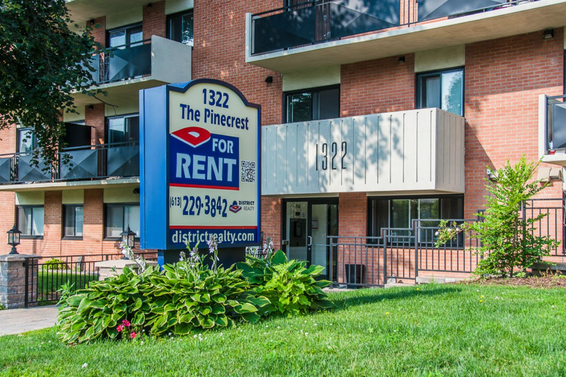 Ottawa Downtown Apartment For Rent