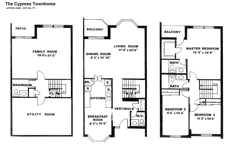Park Royal Estates Townhouses Drewlo Holdings