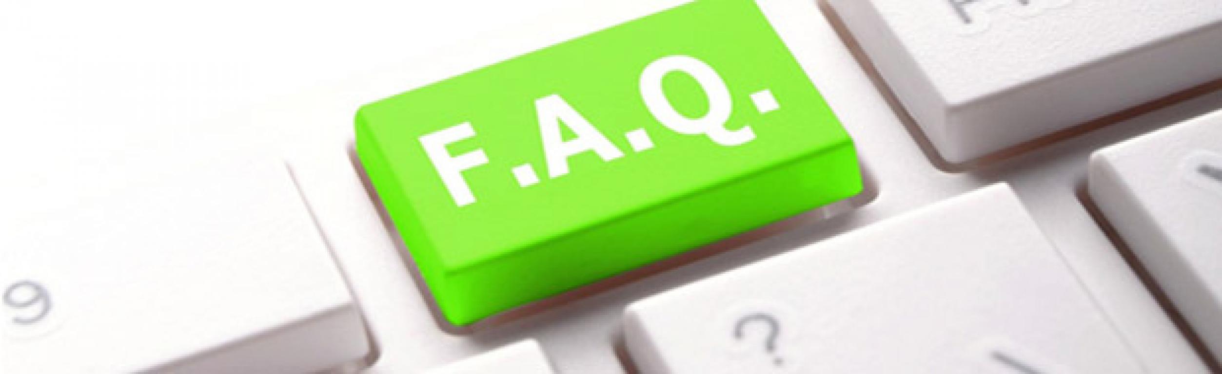 FAQs | Greenrock Property Management