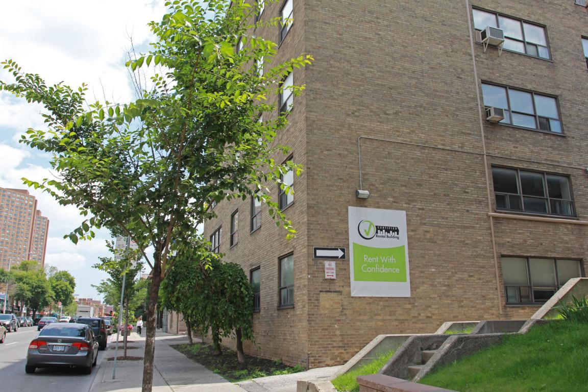 Bloor West Village Apartments For Rent