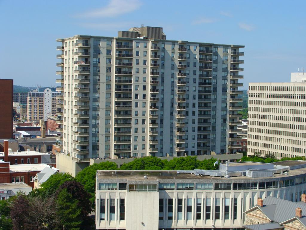 The Regency Apartments For Rent At 57 Queen Street North