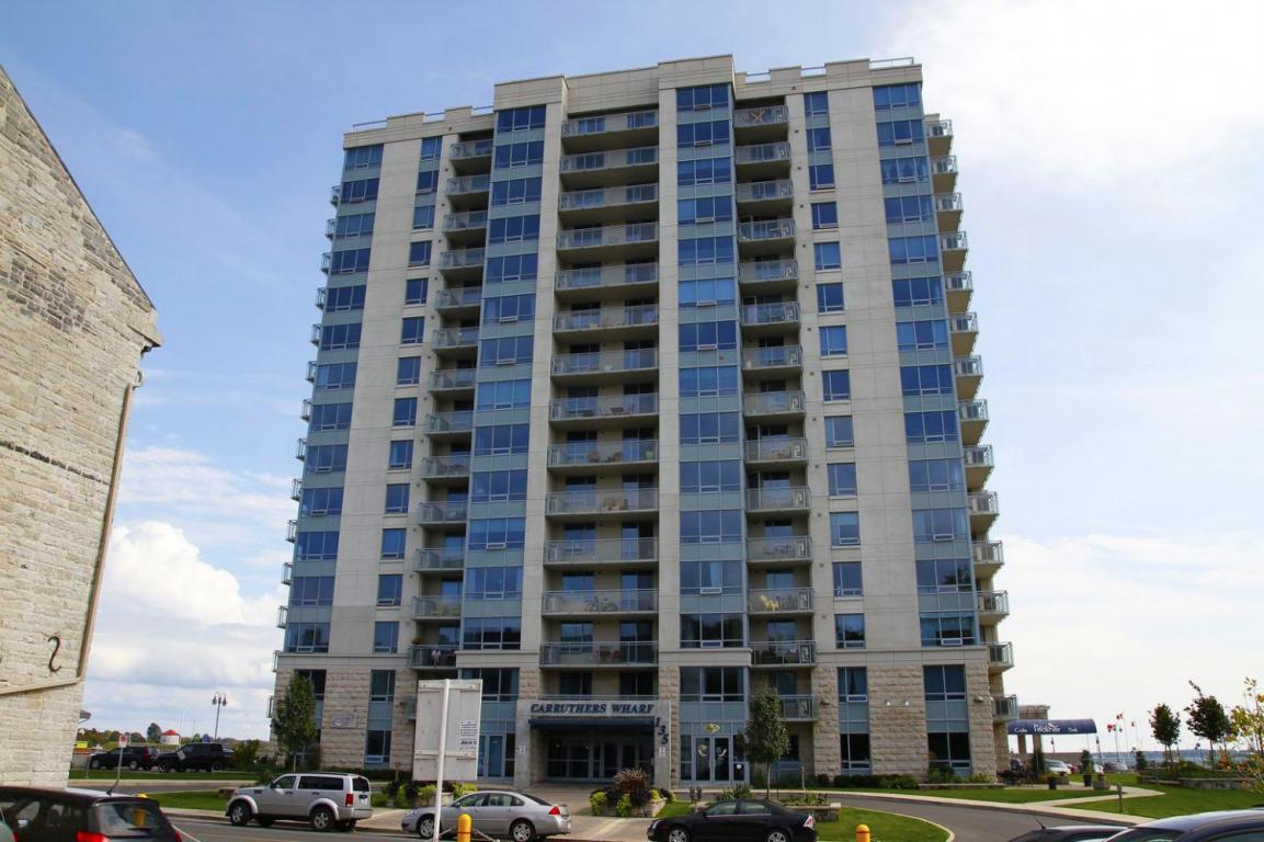 Carruthers Wharf Apartments For Rent At 135 Ontario