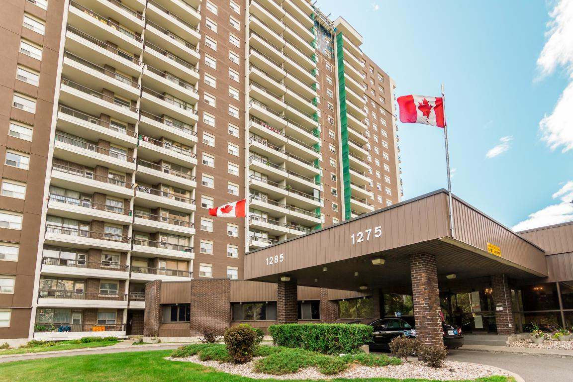 Ottawa West 3 bedroom Apartment For Rent
