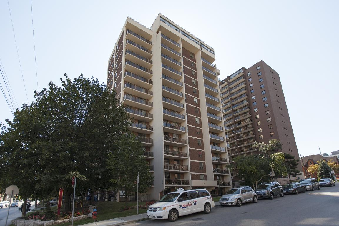 Hamilton Central 3 bedroom Apartment
