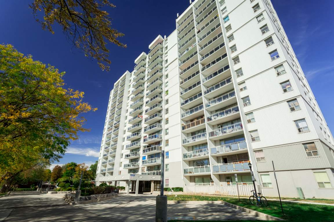 Mississauga 2 bedroom Apartment