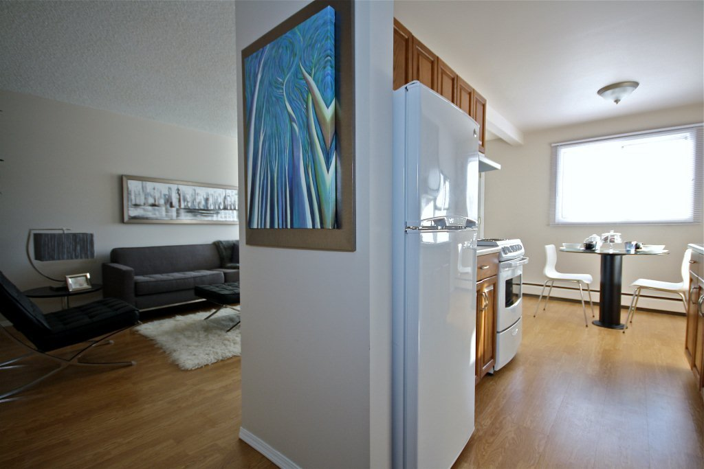 Edmonton Downtown Apartment For Rent