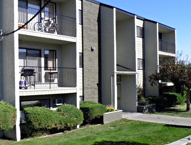 Kamloops 2 bedroom Apartment