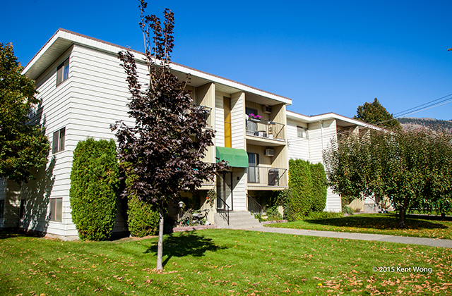 Kamloops 1 bedroom Apartment