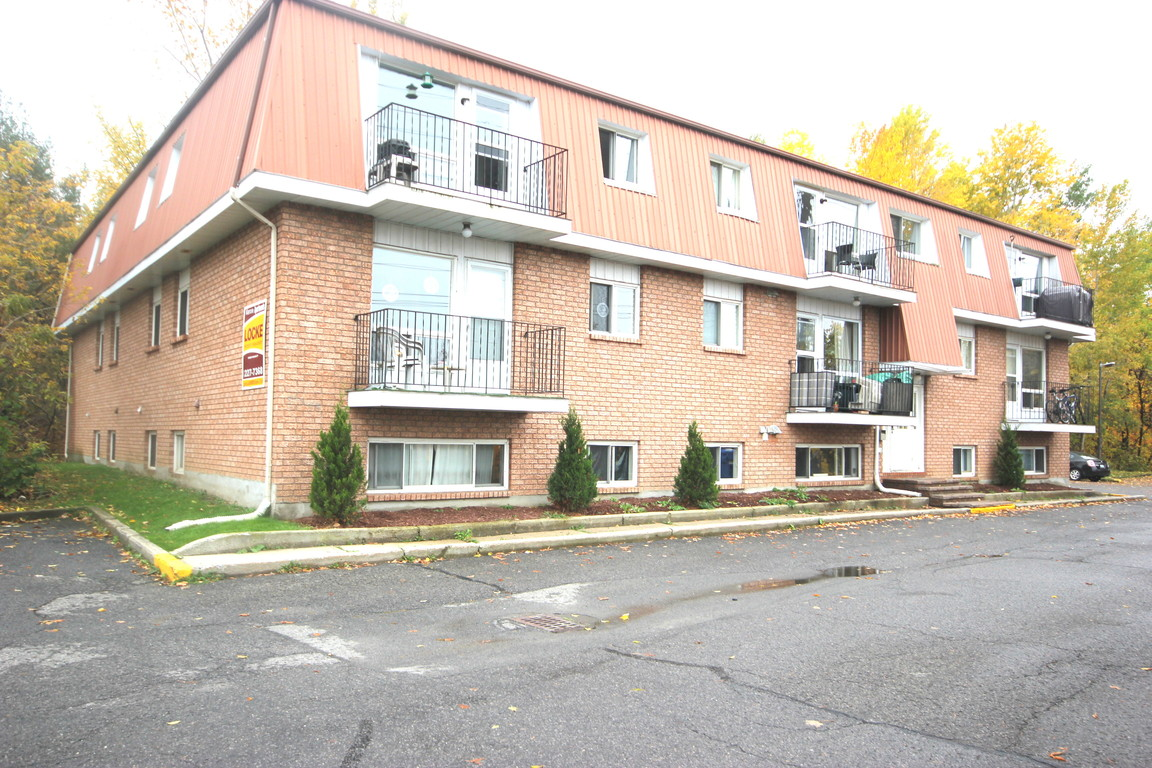 Ottawa Est 1 chambre à coucher Appartement