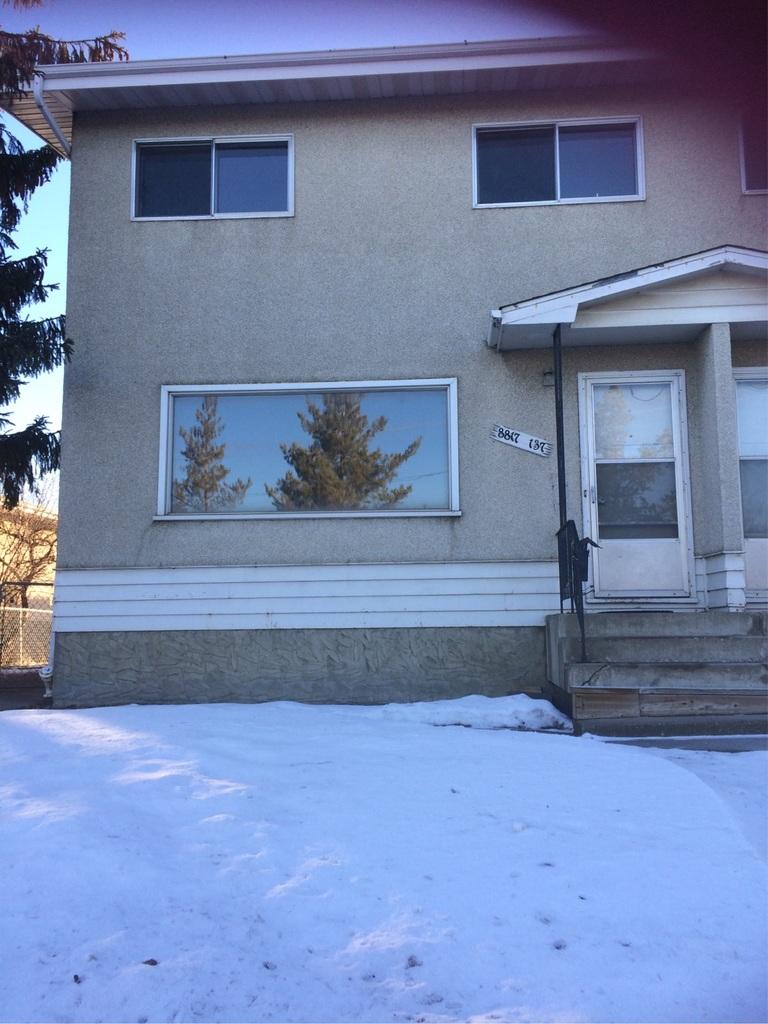Edmonton Duplex pour le loyer, cliquer pour plus de détails...